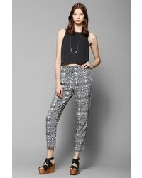 Urban Outfitters Staring At Stars Tie Waist Lounge Pant