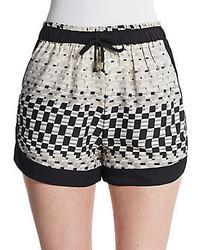 RD Style Geo Print Shorts