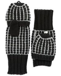 Calvin Klein Flap Top Gloves