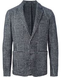 Checked blazer medium 414166