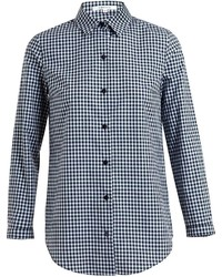 Carven Gingham Shirt