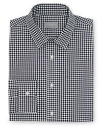 Club Monaco 120s Slim Gingham Dress Shirt