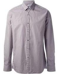 Gingham shirt medium 100289