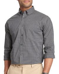 Van Heusen Long Sleeve Traveler Stretch Shirt