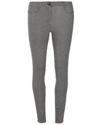 Dorothy Perkins Tall Gingham Skinny Trousers