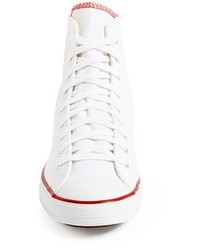 converse chuck taylor all star high fancy - sneaker - white