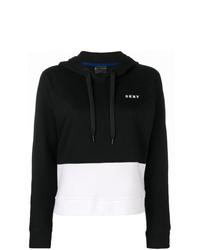 DKNY Sport Colour Block Hoodie