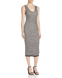 Alice + Olivia Janel Crochet Stripe Dress