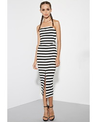 Forever 21 The Fifth Label Delta Strapless Stripe Dress