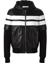 Givenchy Hooded Bomber Jacket
