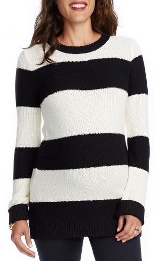 Rosie Pope Sara Stripe Maternity Sweater
