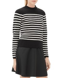 Sandro Saba Striped Sweater