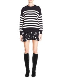Stripe cashmere sweater medium 3649184