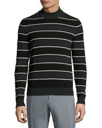Salvatore Ferragamo Stripe Knitted Sweater