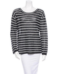 Alice + Olivia Stripe Sweater