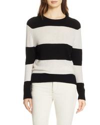 RE/DONE Stripe Wool Cashmere Sweater
