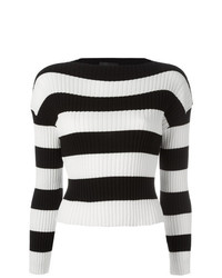 Boutique Moschino Striped Jumper