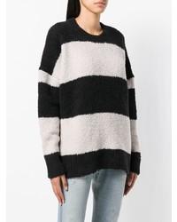 Amiri Striped Knit Jumper
