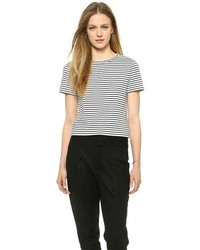 Theory Classic Striped Tee