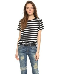 R 13 r13 boy striped tee medium 164888