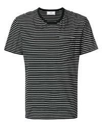 Ami Paris T Shirt With Chest Pocket