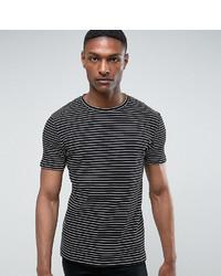 883462734fca05 ... Asos Tall Longline Muscle Stripe T Shirt In Rib