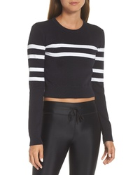 The Upside Nala Crop Sweater