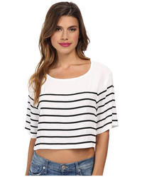 MinkPink Butterfly Effect Crop Top