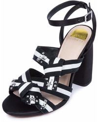 ELOQUII Julies Strappy Sandal