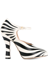 Striped pumps medium 3650388