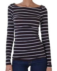 Classic Striped Tee Long Sleeve