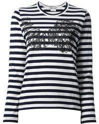 Comme des Garcons Comme Des Garons Comme Des Garons Striped T Shirt