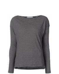 Pencil stripe blouse medium 7781756