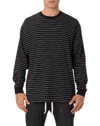Zanerobe Pinstripe Flintlock Long Sleeve T Shirt