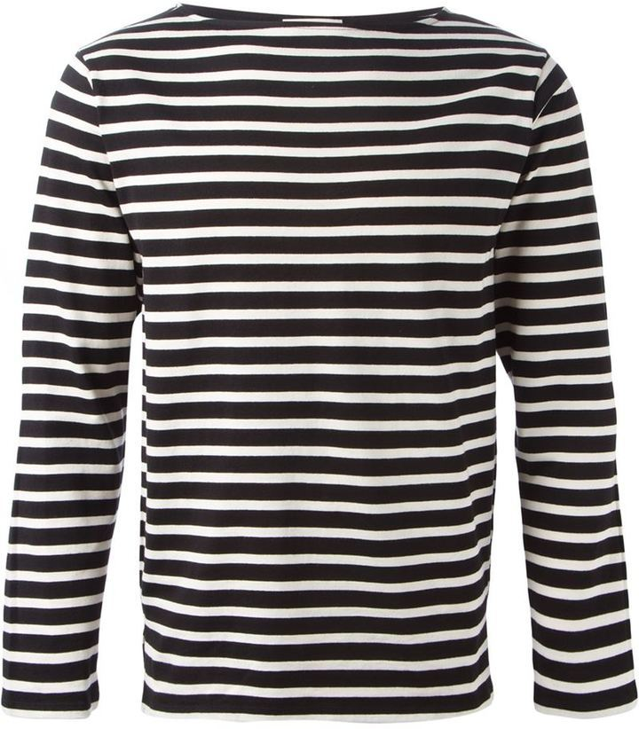 Saint Laurent Striped T Shirt | Where to buy & how to wear