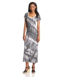 Amelia striped midi dress medium 160582