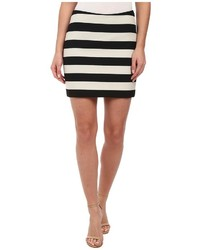 Bold stripe mini skirt medium 182319