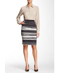 Hugo Boss Boss Vapina Striped Skirt