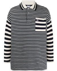 Loewe Breton Stripe Polo Shirt