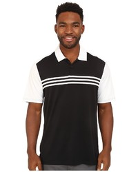 adidas Golf Climacool Engineered 3 Stripes Polo