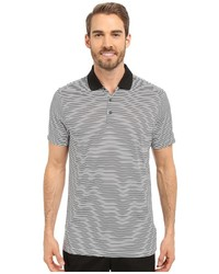 Nike Golf Victory Mini Stripe Polo Short Sleeve Pullover