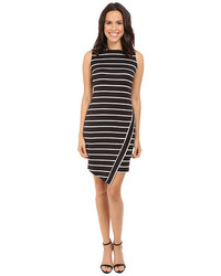 London Times Deauville Stripe Sheath Dress