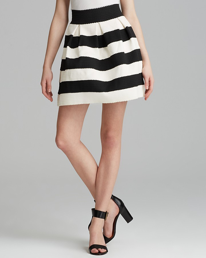 Alythea Skirt Striped Full | Where to buy & how to wear