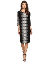 Christin Michaels Christin Michls Mahlia Midi Bodycon Sweater Dress Dress