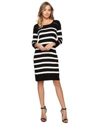 Christin Michaels Christin Michls Monroe Stripe Dress Dress