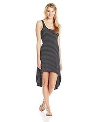 Andrew Marc Marc New York Performance Striped Tank Dress
