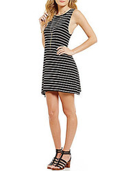 Billabong Last Call Striped Tank Dress