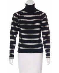 Burberry London Cashmere Striped Sweater