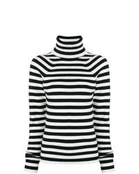 Haider Ackermann Striped Knit Sweater