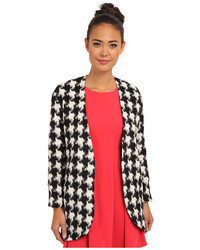 Brigitte Bailey Amy Houndstooth Blazer